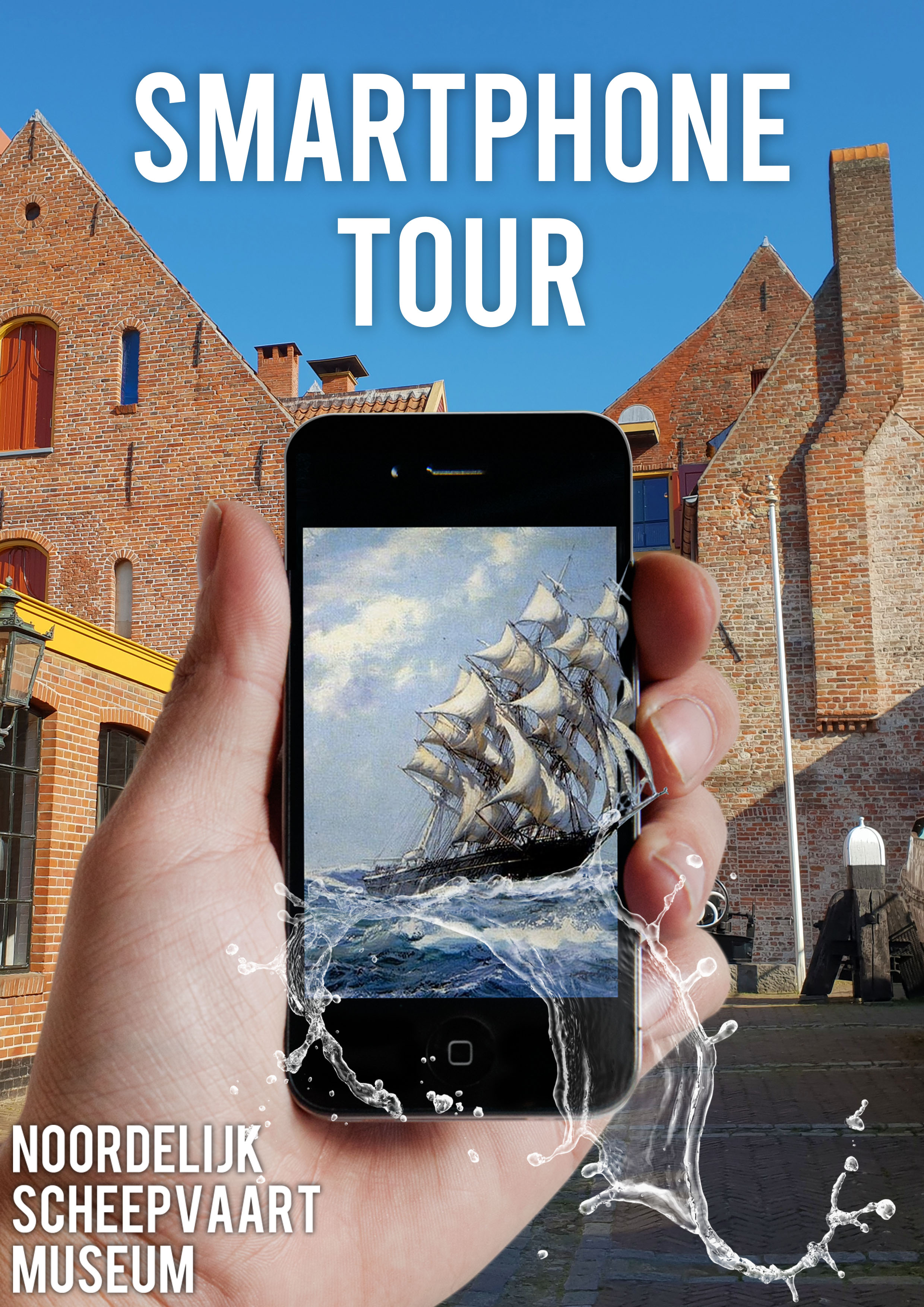 Smartphone tour website